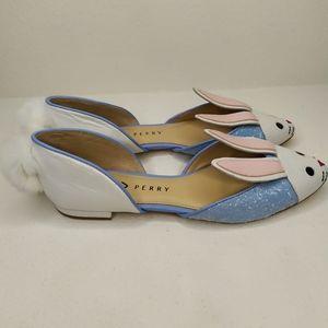 Katy Perry Bunny Rabbit Ballet Flats